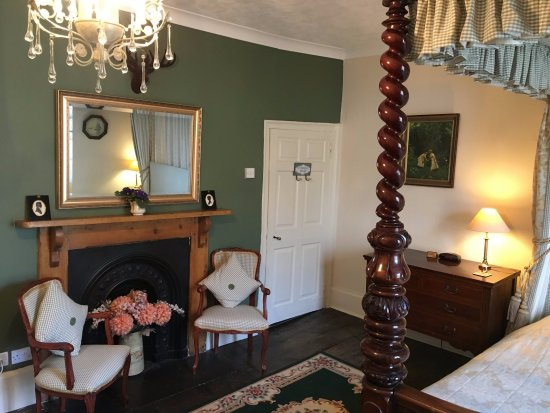 Jackfield, UK: Lord Dundonald room