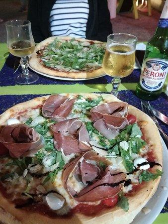 Vieux-Boucau-les-Bains, Francja: Pizzas