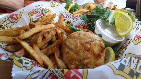 Selbyville, DE: Crabcake