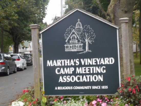 Oak Bluffs, MA: Martha's Vineyard Camp Meeting Association