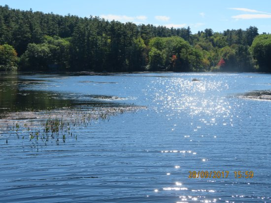 Chocorua, NH: Sparkle