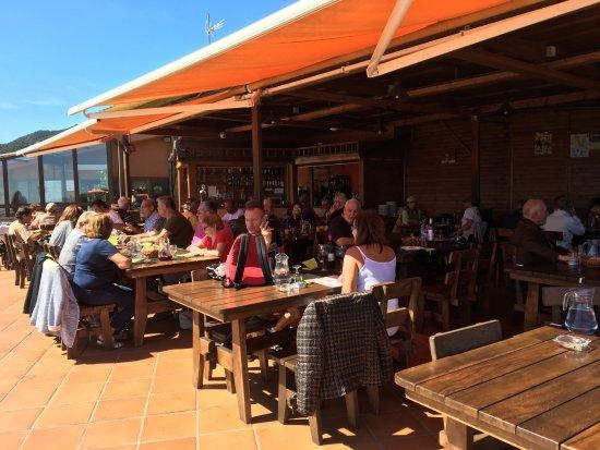 Macanet de Cabrenys, Spain: gut besucht