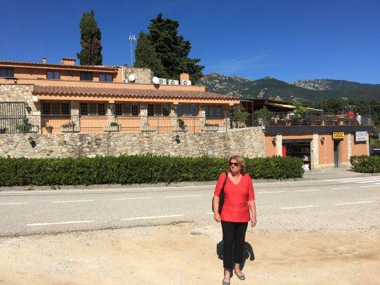 Macanet de Cabrenys, Spain: Aussenanblick