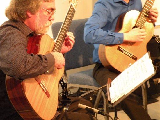 ArtSpace Herndon: Tidewater Guitar Quartet