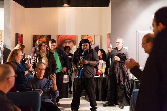 ArtSpace Herndon: Slam Allen