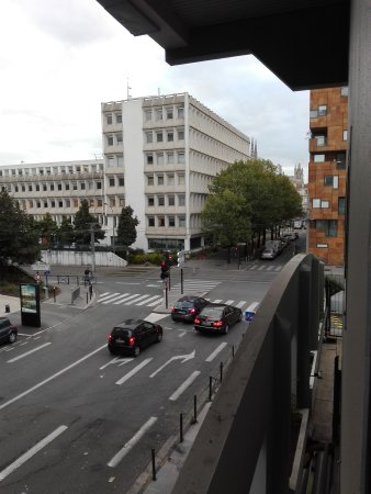 Accor Hotel Ibis Budget Bordeaux Meriadeck