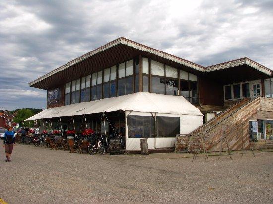Nida, Lituania: Cili-Pizza restaurant