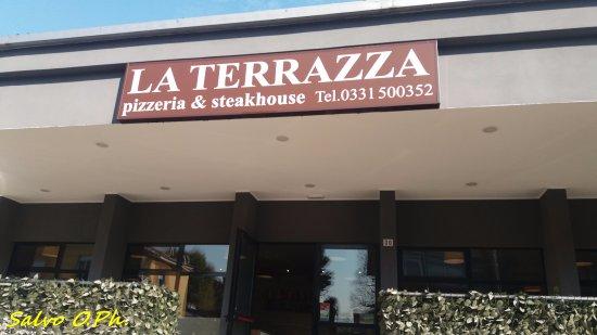 Ingresso Ristorante Picture Of La Terrazza Castellanza