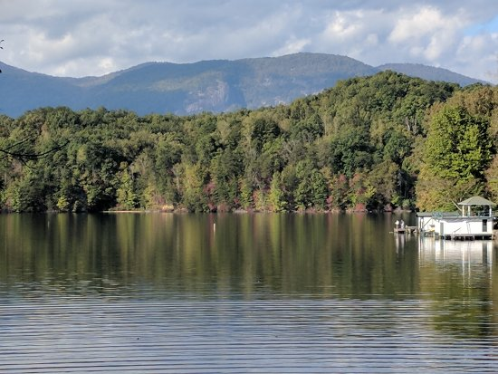 Lake Lure & the Blue Ridge Foothills