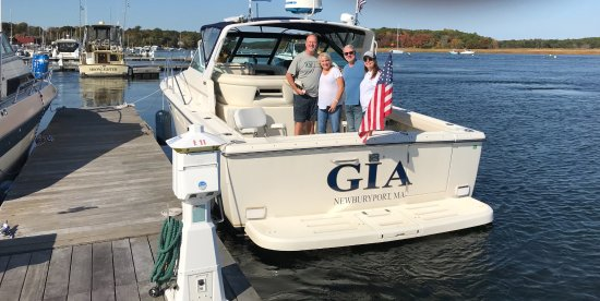 Newburyport, MA: Compass Rose Yacht Chartes
