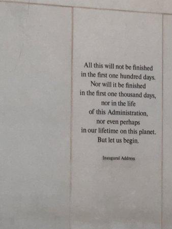 John F. Kennedy Presidential Museum & Library : photo1.jpg