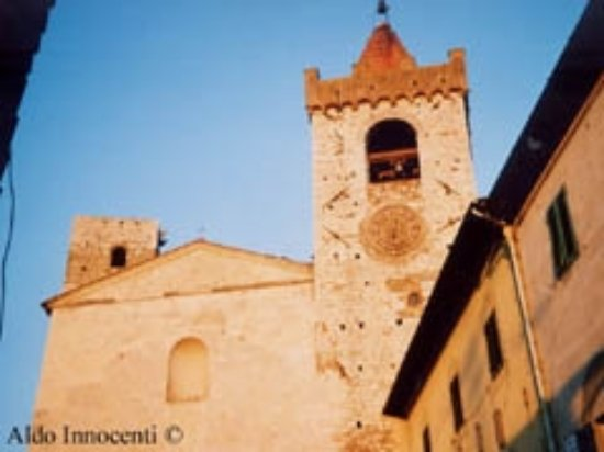 Serravalle Pistoiese, Olaszország: Chiesa di Santo Stefano 1