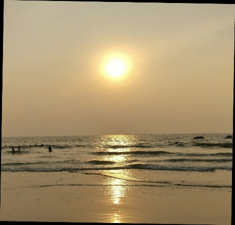 Honnavar, India: Eco Beach