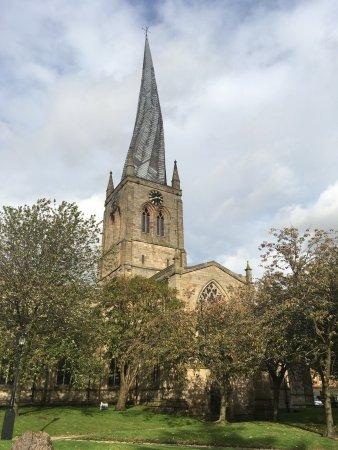 Chesterfield Parish Church/Crooked Spire: photo0.jpg