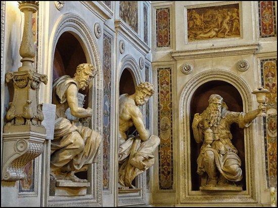 Basilica della Santissima Annunziata - Chiesa di Santa Maria della Scala