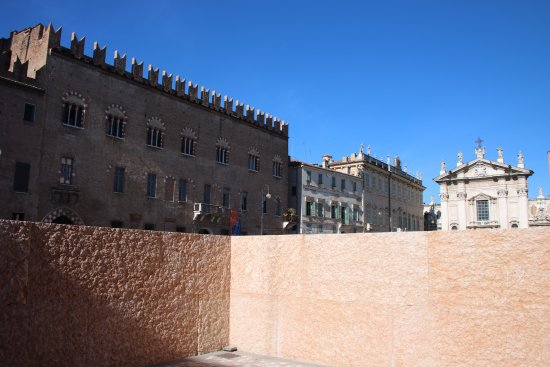 Mosaici della Domus Romana di Mantova