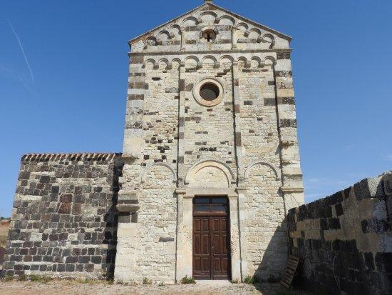 Ploaghe, Italia: bella chiesa