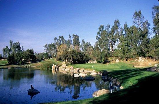 Ramona, Californië: Hole 6