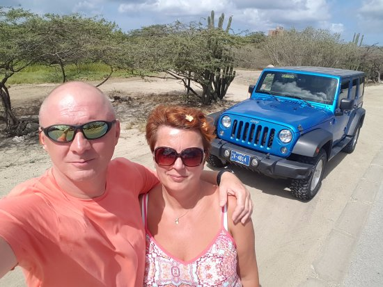 Rental Car Aruba Jeep