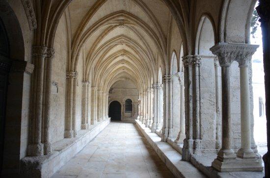 Cloître Saint-Trophime : Vista