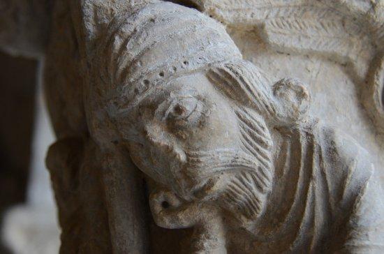 Cloître Saint-Trophime : Detalle