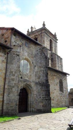 Santa María de la Asunción, en Laredo