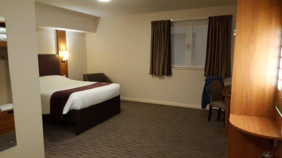 Premier Inn London Greenwich Hotel Photo