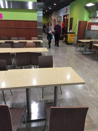 Super  Market Food Court Allston