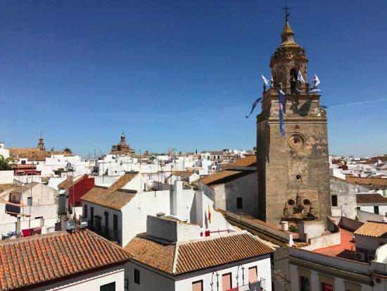 Carmona, Spain: Вид, открывающийся с Алькасара