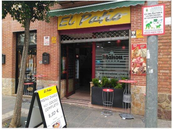 Cabanillas del Campo, Spania: CALIDAD A BUEN PRECIO..Y SIMPATÍA GRATIS...MUY RECOMENDABLE