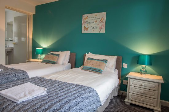 Green Hammerton, UK: Twin room