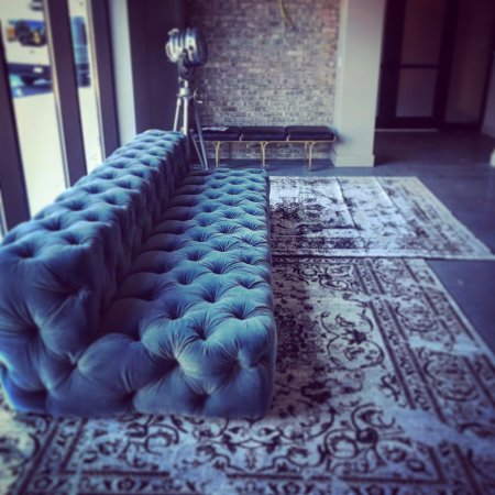Rahway, NJ: Watt Hotel - Lobby Seating