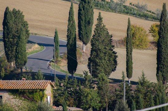 ซาลิดา, โคโลราโด: Biking in Umbria is fantastico!