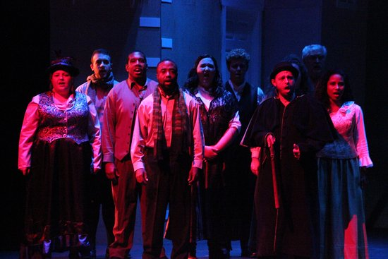 High Point, Carolina del Norte: Sweeney Todd