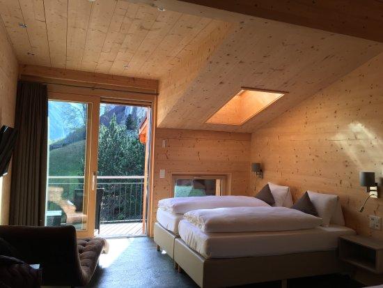 Hotel Silberhorn: 나무로만 만든 친환경 룸