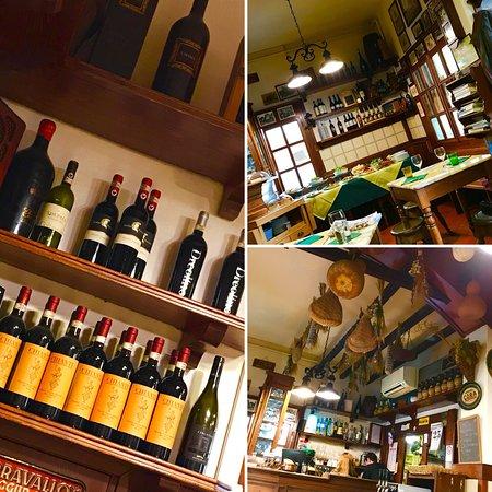 Picture of osteria antica mescita san niccolo for Restaurant parempuyre
