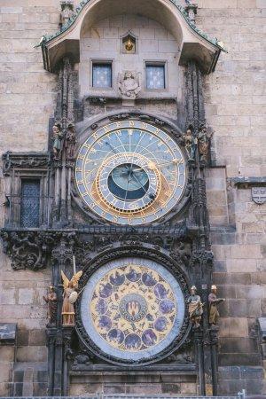 Altstädter Rathaus mit der astronomischen Aposteluhr: 천문시계