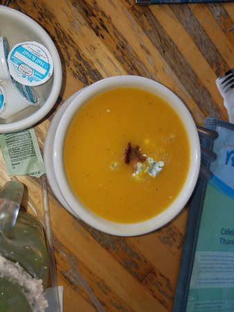 Westport, MA: Butternut Soup