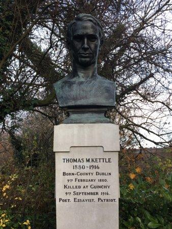 Thomas M Kettle Memorial