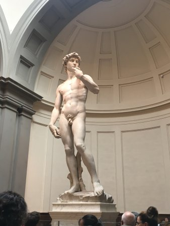 visiting the accademia florence - photo#45