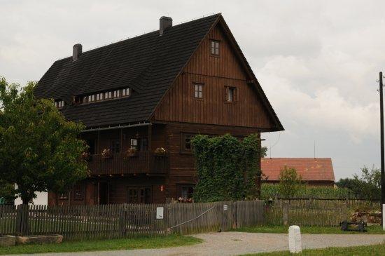 Podorlický open-air museum Krňovice