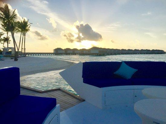 Traumhaft cooles neues Resort