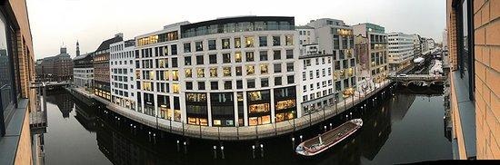 Sofitel Hamburg Alter Wall : Ausblick 510