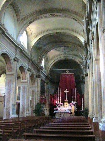 Sospiro - Chiesa di San Siro, navata centrale