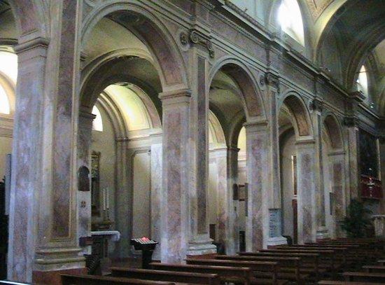 Sospiro - Chiesa parrocchiale di San Siro, navata sinistra