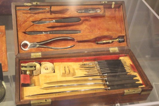 Sharpsburg, MD: Surgeon's Kit from Battle of Antietam.