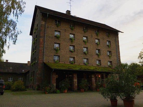 Picture of hotel le moulin de la wantzenau for Le moulin wantzenau