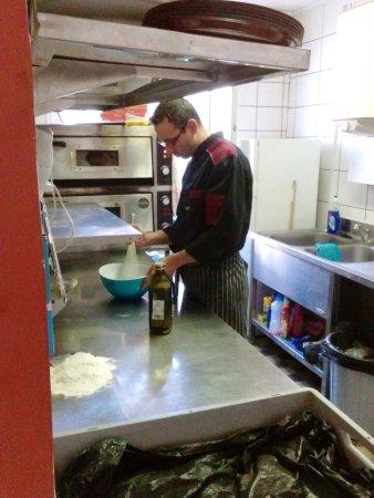 Lichtenfels, Alemania: Saporito ristorante pizzeria