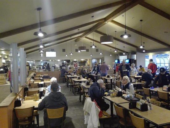 Yavapai Lodge Restaurant : Speisesaal