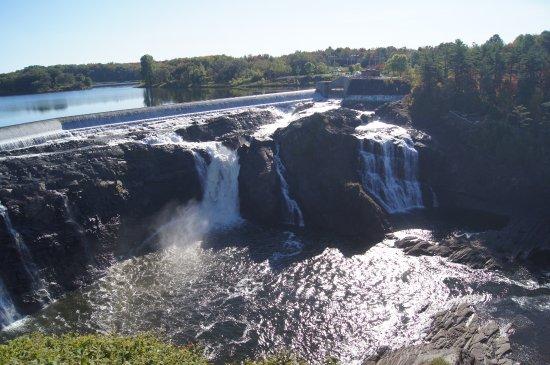 Pierreville, Canada: Chutes de la rivière Chaudière§